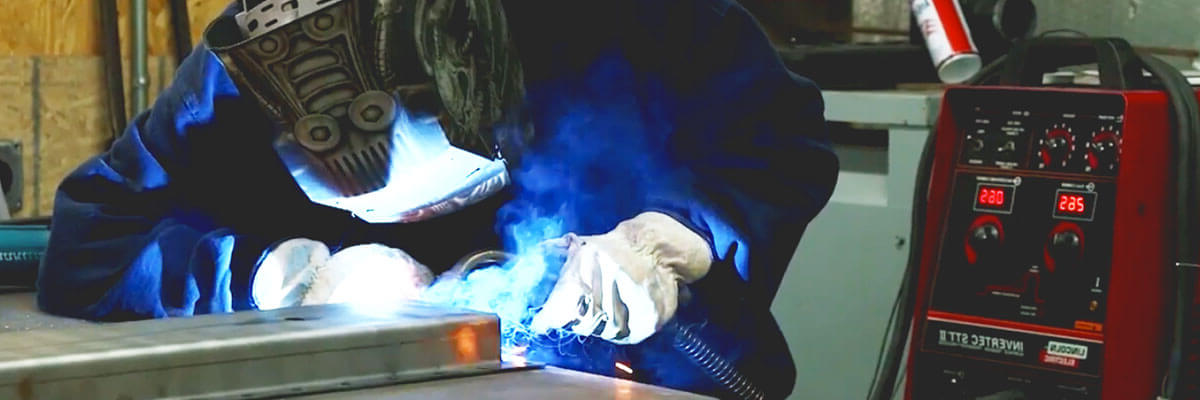 Welding & Fabrication Technology